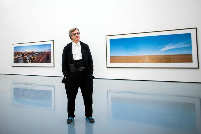Wim Wenders Photographs